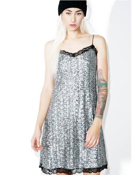 Sejoly Slip Dress