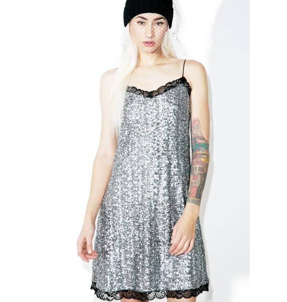 Motel Sejoly Slip Dress