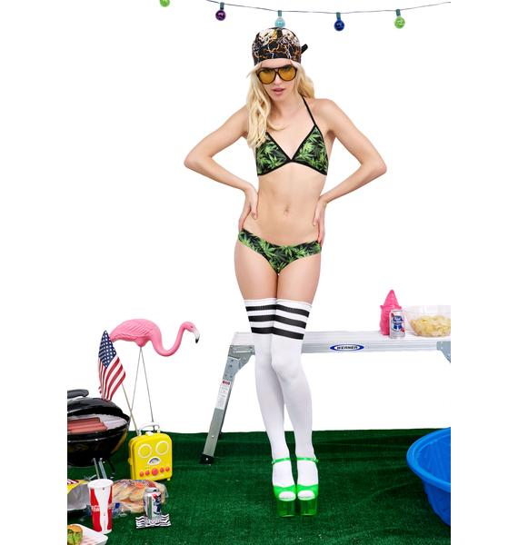 Forever High Bikini Set