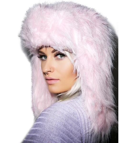 Fur Realz Trapper Hat