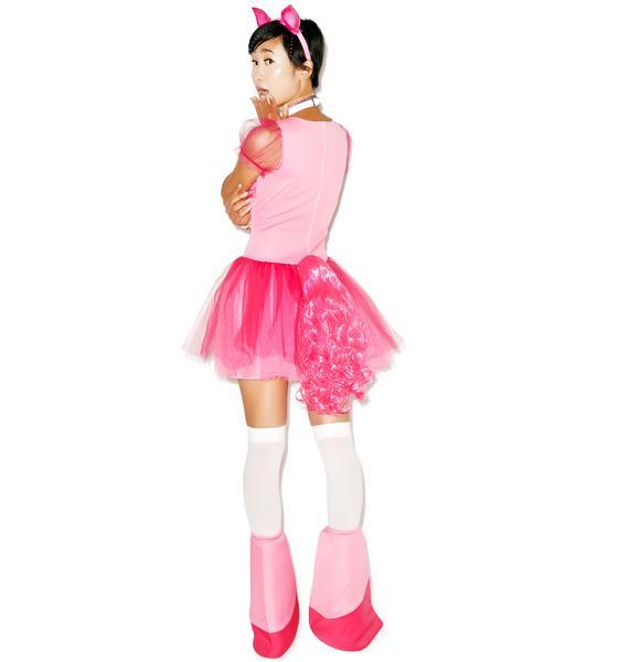 Pinky Pie Costume Set