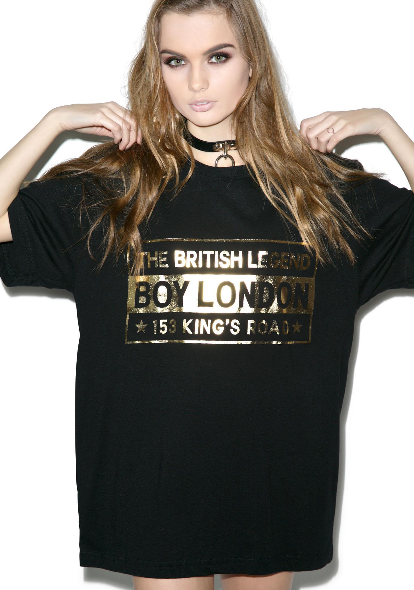 BOY London Kings Road Legend Tee