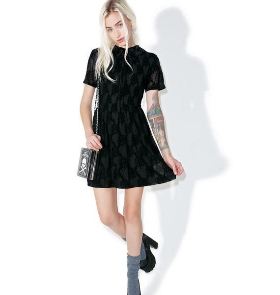 Motel Tatyana Babydoll Dress