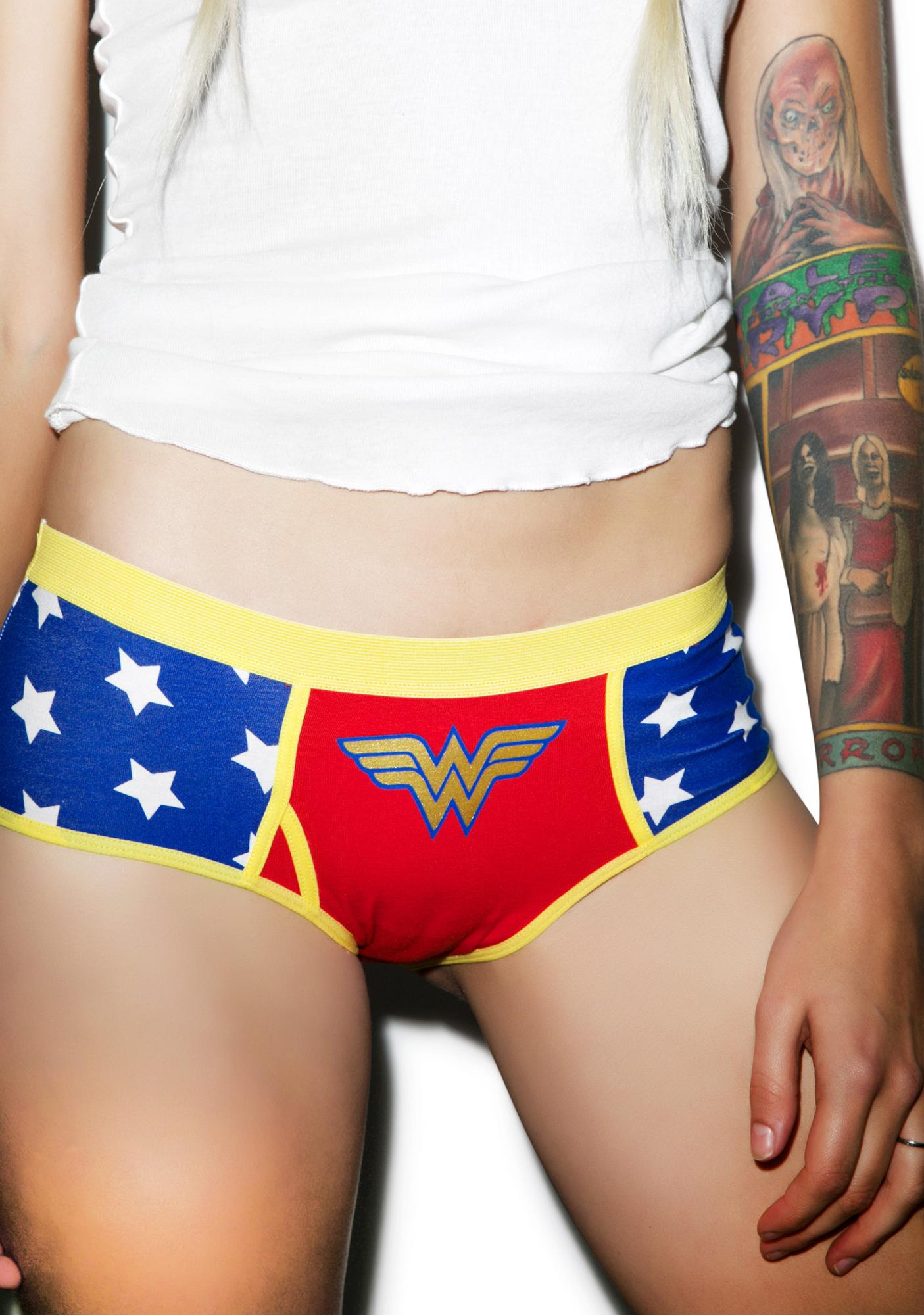 Undergirl Wonder Woman Panties