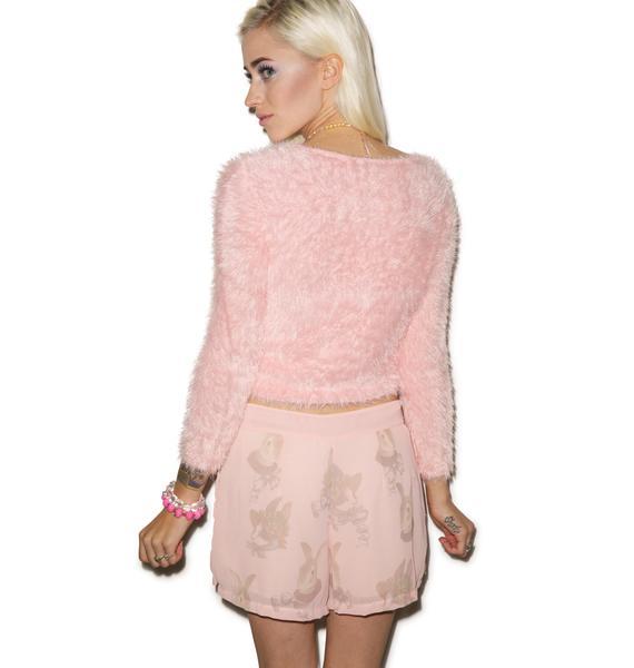 Peachy Keen Shorts