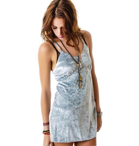 For Love & Lemons Vixen Mini Dress