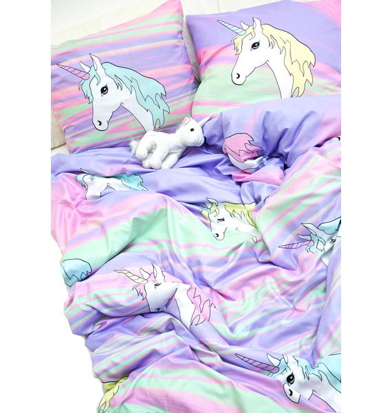 Sugarpills Pastel Ponyz Bed Sheets
