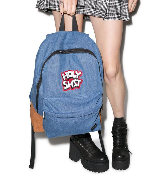 Lazy Oaf Holy Shit Backpack
