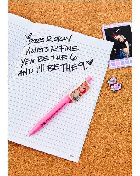 Choo Choo Friends Notebook
