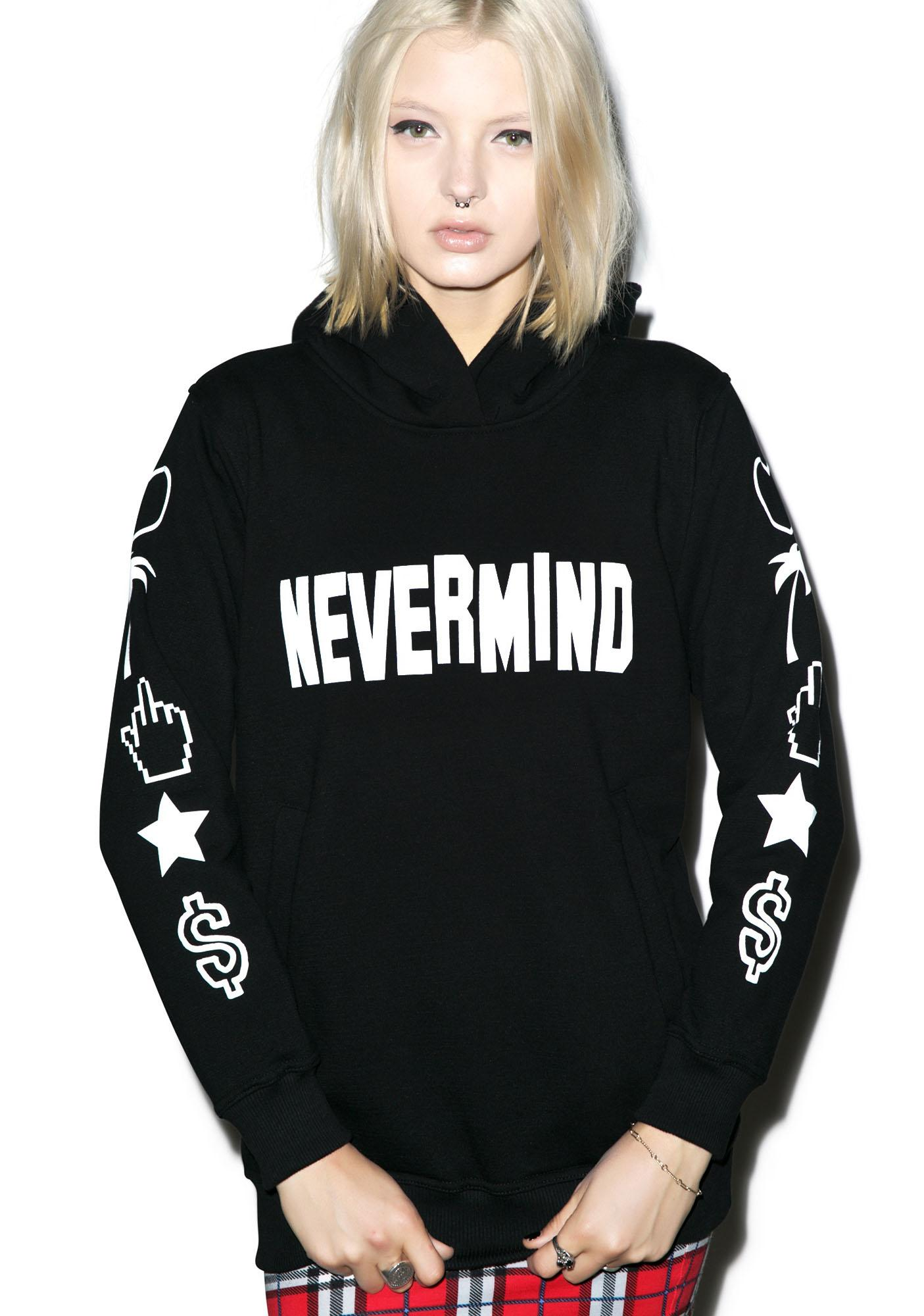 Local Heroes Nevermind Sweatshirt