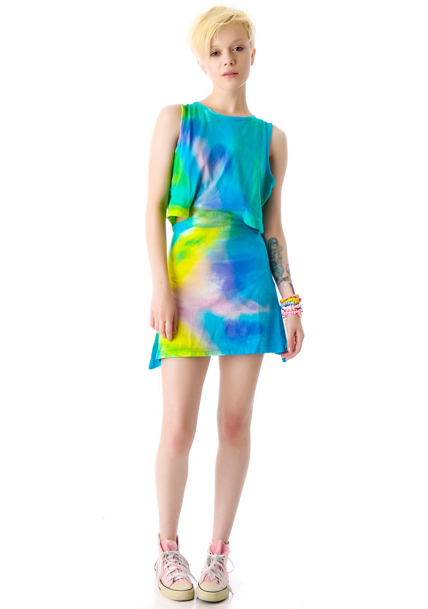 Shown To Scale Heatwave Dress