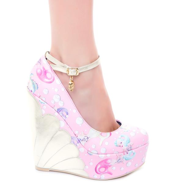 Iron Fist Lollipop Lorelei Wedge
