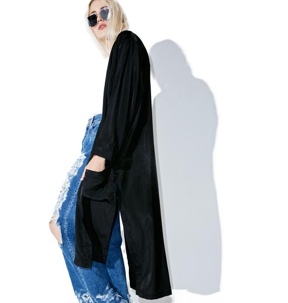 Lookout Oversized Cardigan