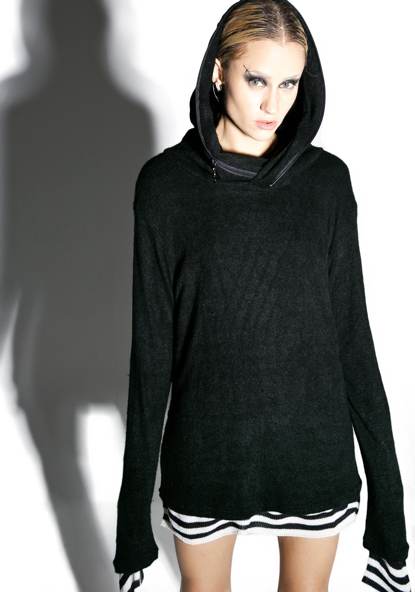 MNML Revere Hooded Sweater