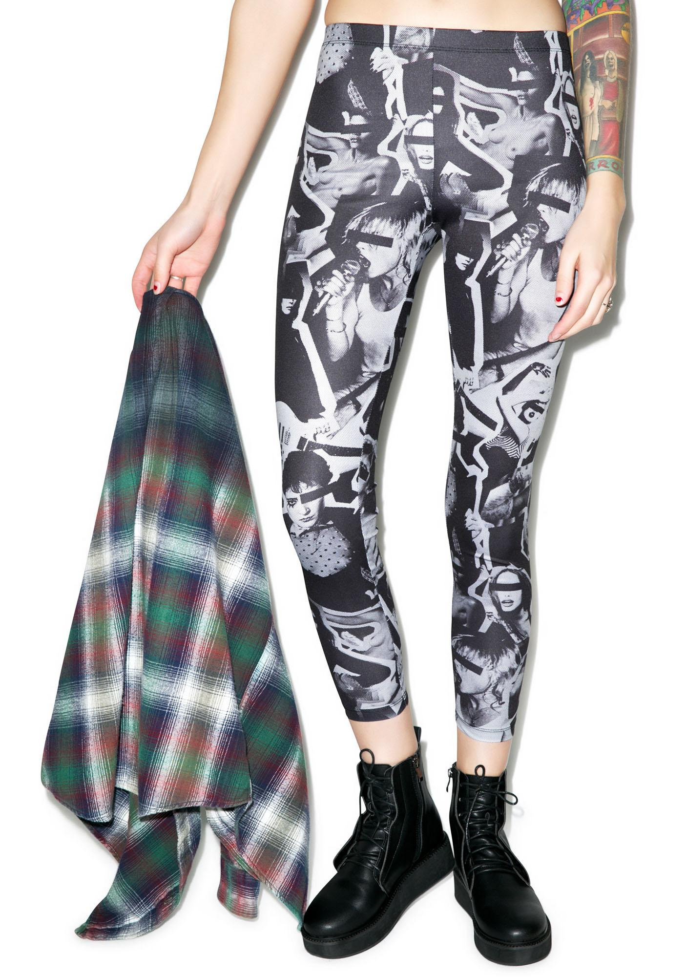 HLZBLZ Hellz Babes Leggings
