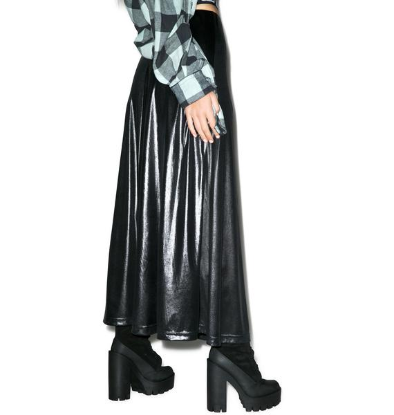 Go The Distance Maxi Skirt