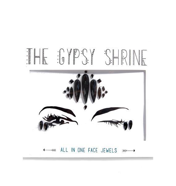 The Gypsy Shrine Agnes Zombie Devil Face Gems