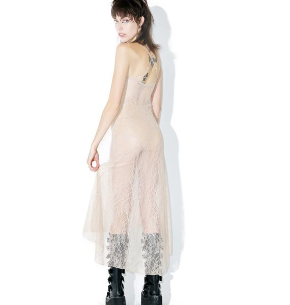 Widow Midnight Hour Slip Dress