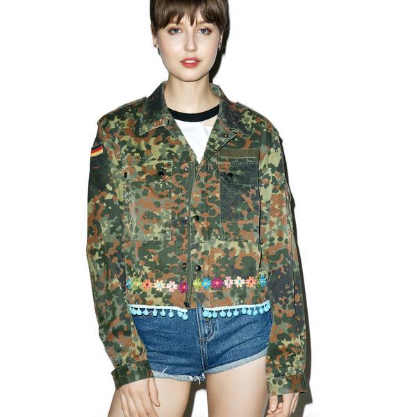 Rag Doll Summertime Jacket