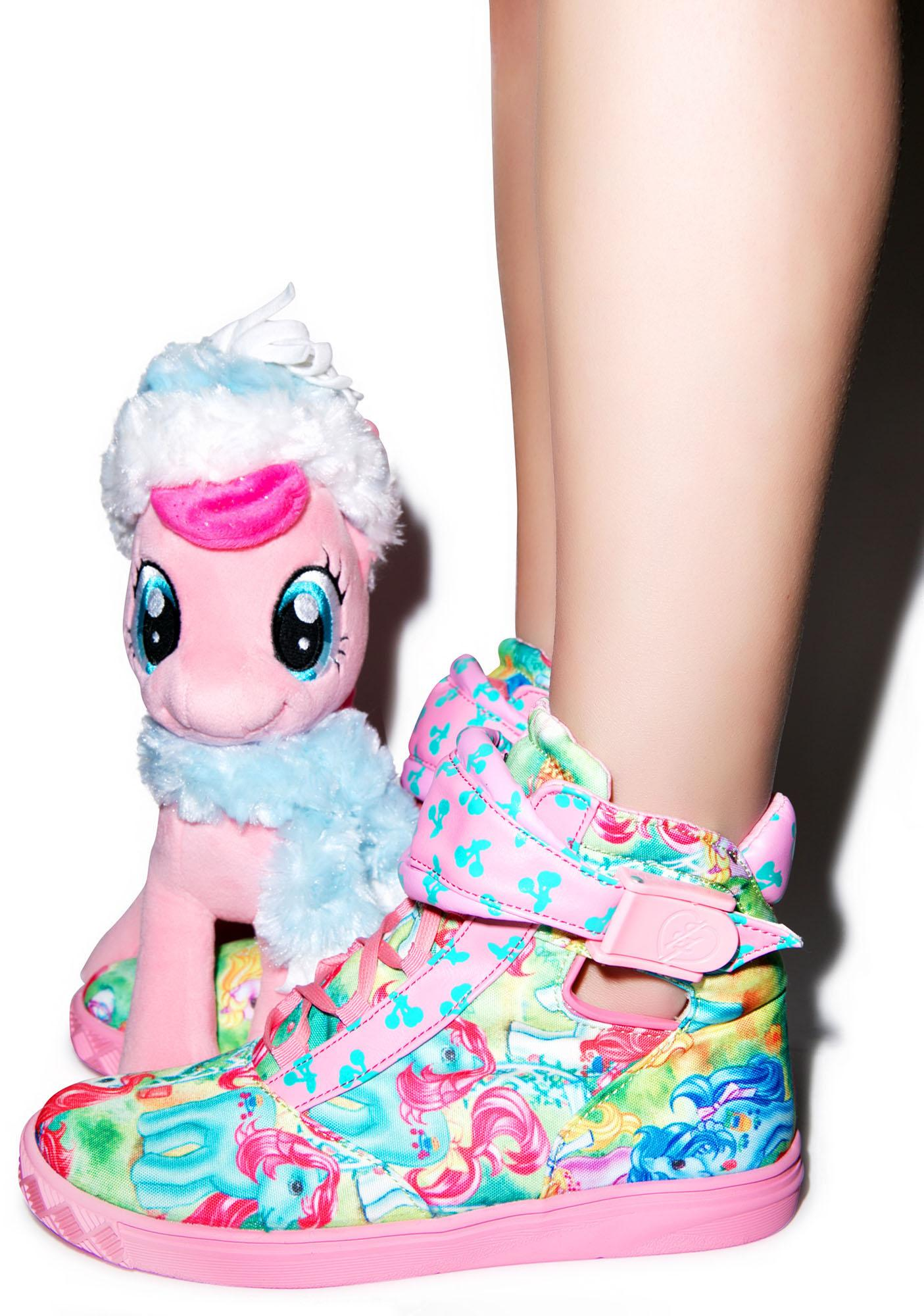 Iron Fist My Little Pony Sneaker