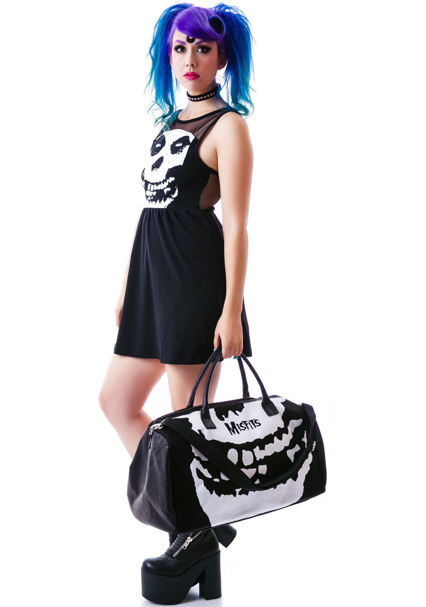 Iron Fist Misfits Duffle Bag