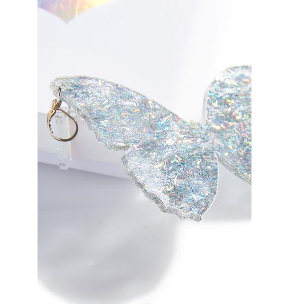 Marina Fini Butterfly Dream Earrings
