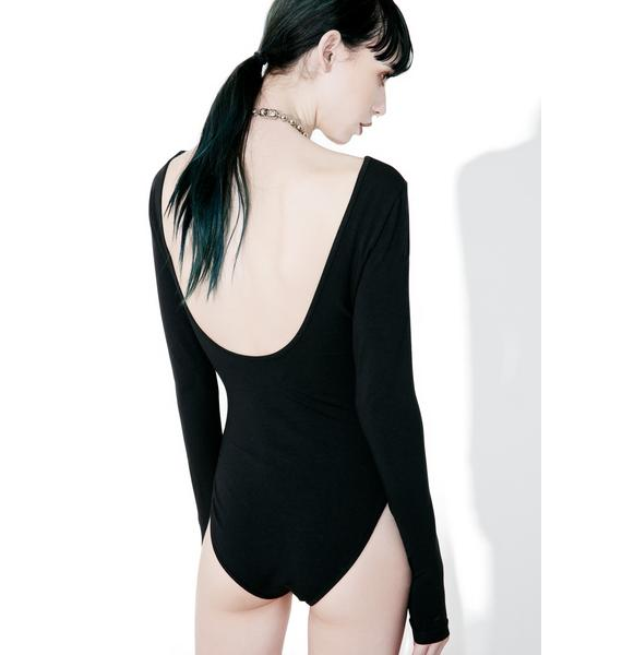 Dimepiece No Strings Attached Bodysuit