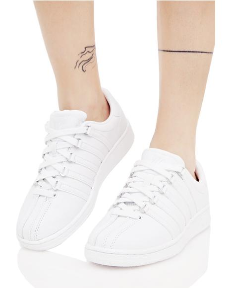 Classic White VN Sneakers