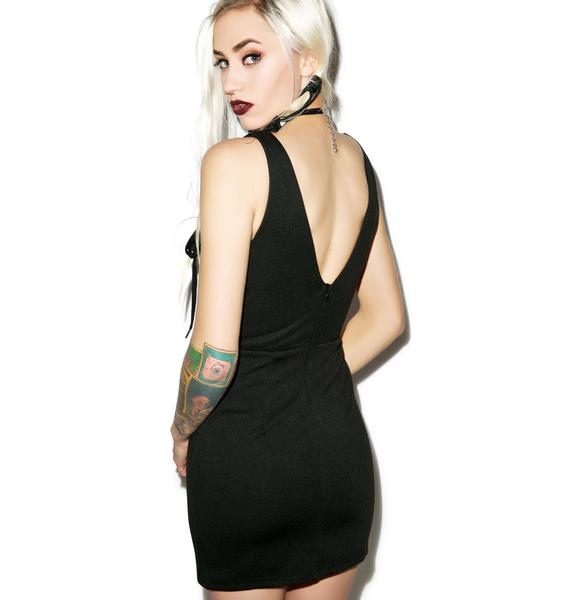 Glamorous Ridin' Bareback Bodycon Dress
