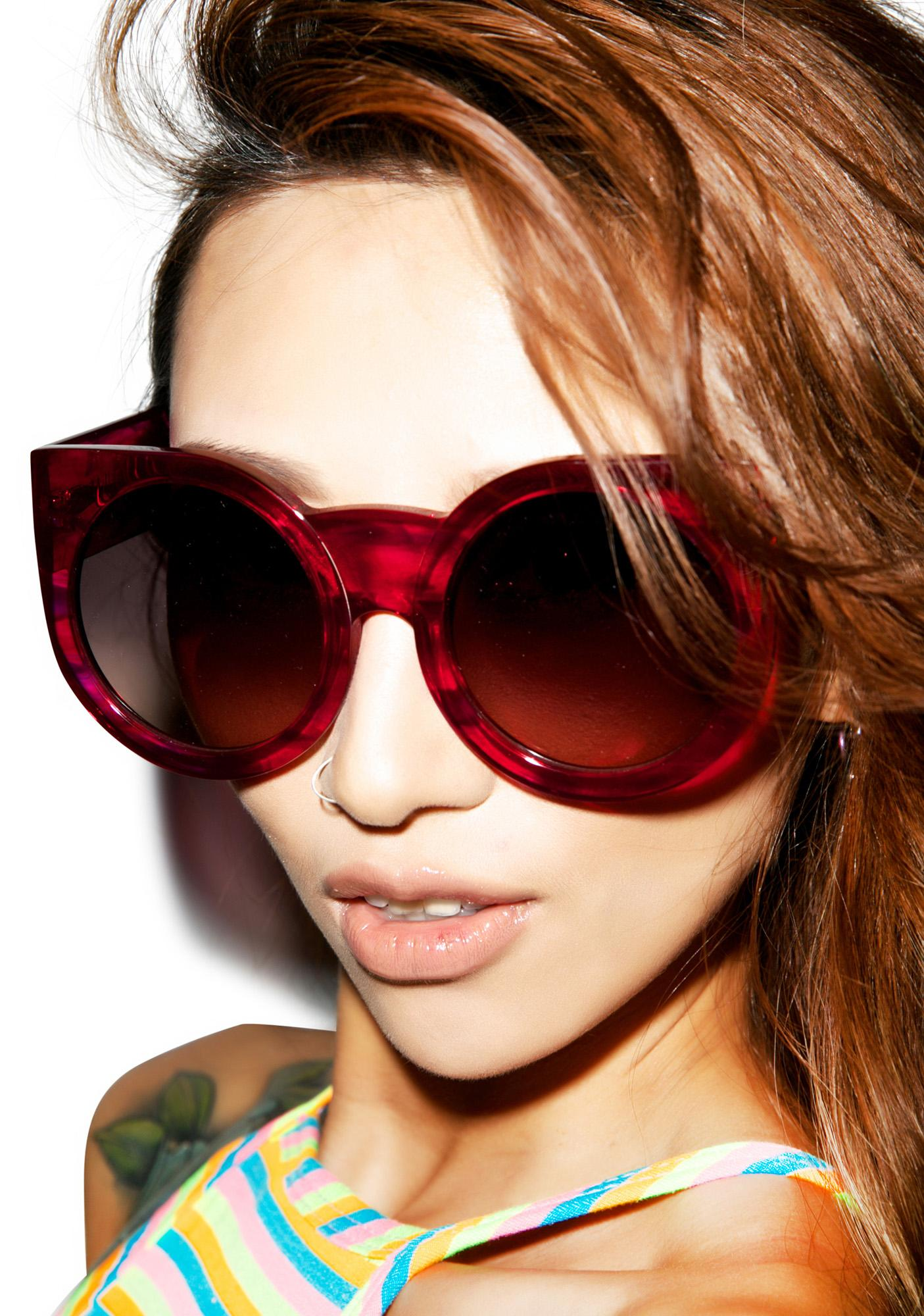 Wildfox Couture Granny Sunglasses