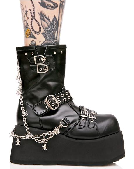 Maleficent Platform Boots