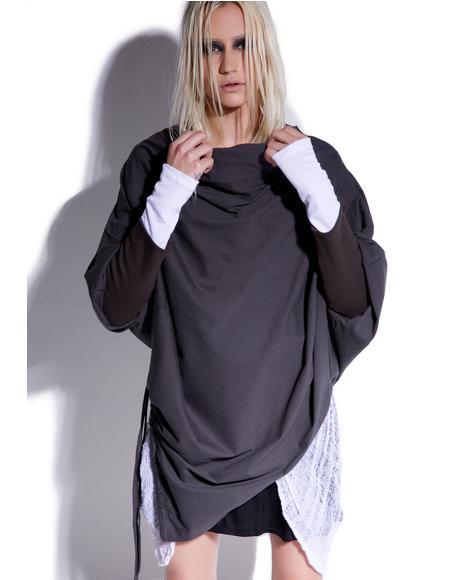 Trill Perception Asymmetric Top