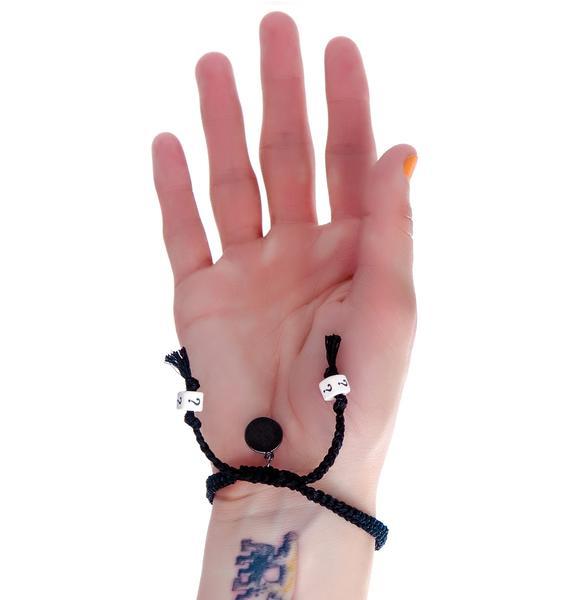 Venessa Arizaga Bone Head Bracelet