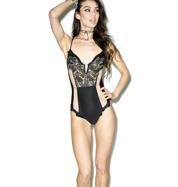 For Love & Lemons St. Tropez One-Piece