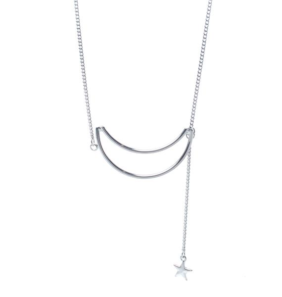 Shoot For The Moon Necklace