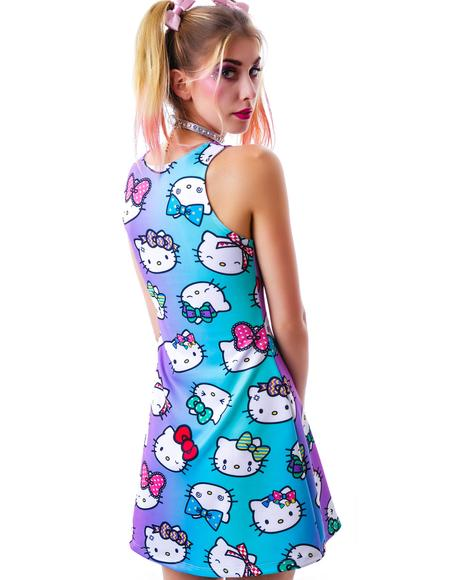 Hello Kitty All the Bows Dress