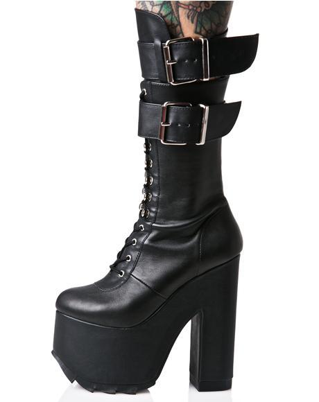 Torment Platform Boots