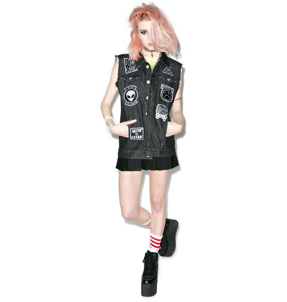 Disturbia Battle Vest