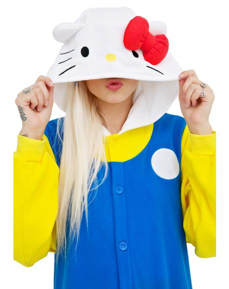 Classic Hello Kitty Kigurumi