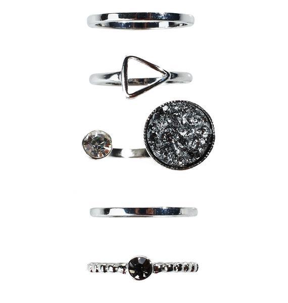 Soulmate Ring Set