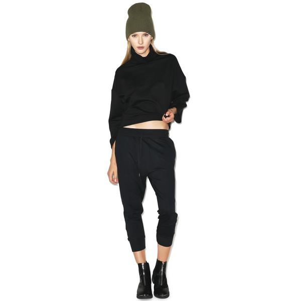 Cheap Monday Track Sweat Turtleneck