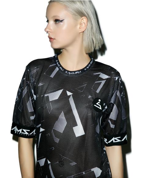 Symbol Mesh Shirt