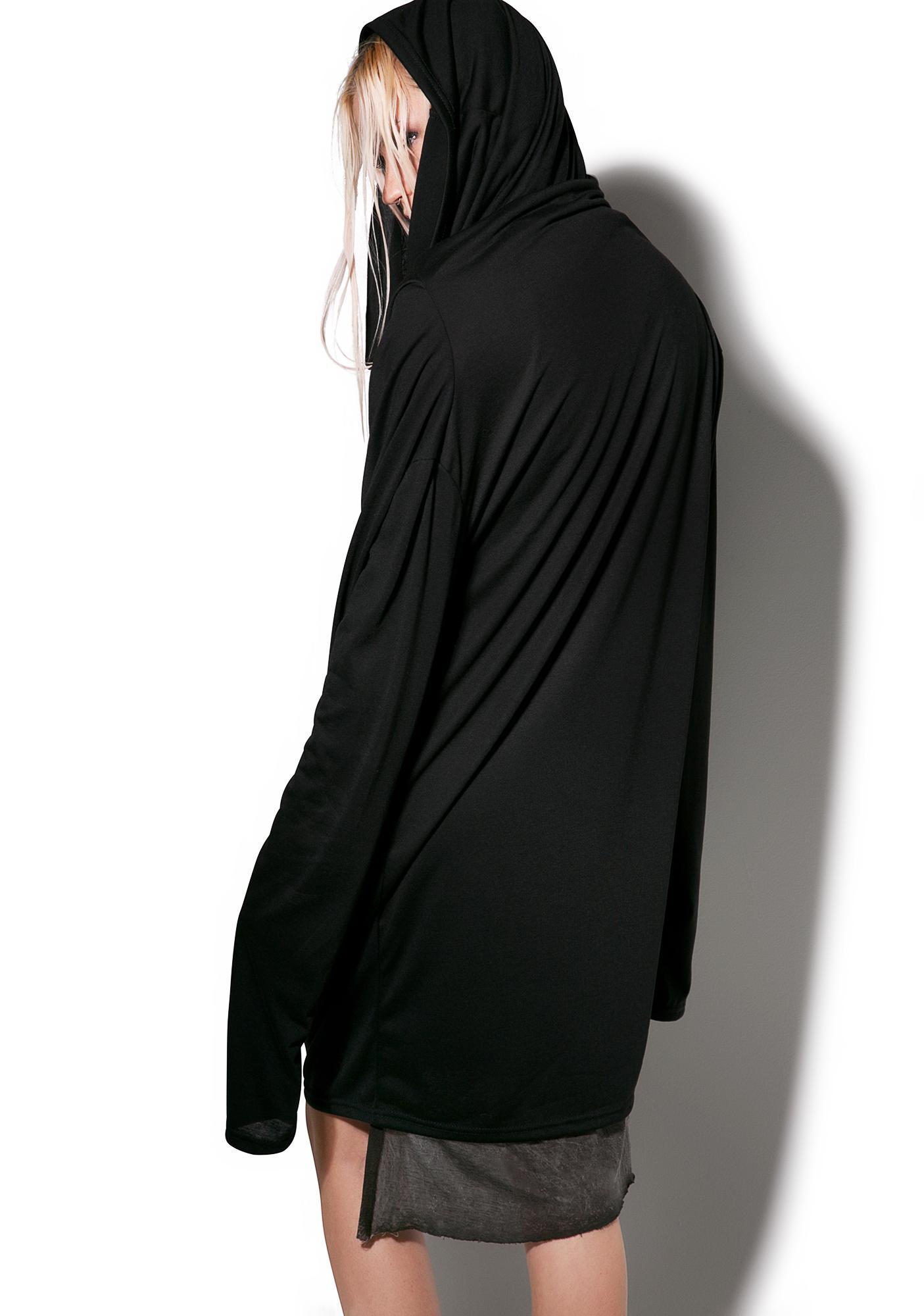 MNML Devil In A New Hooded Dress