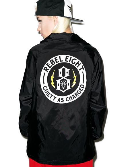 G.A.C. Coaches Jacket