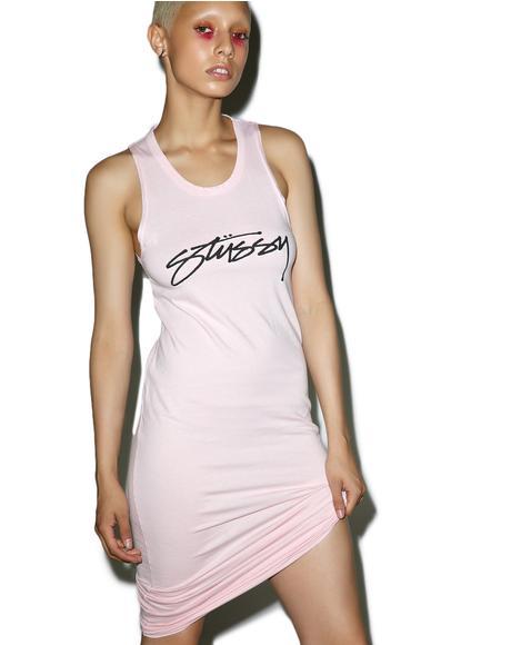 Smooth Stock Maxi Dress