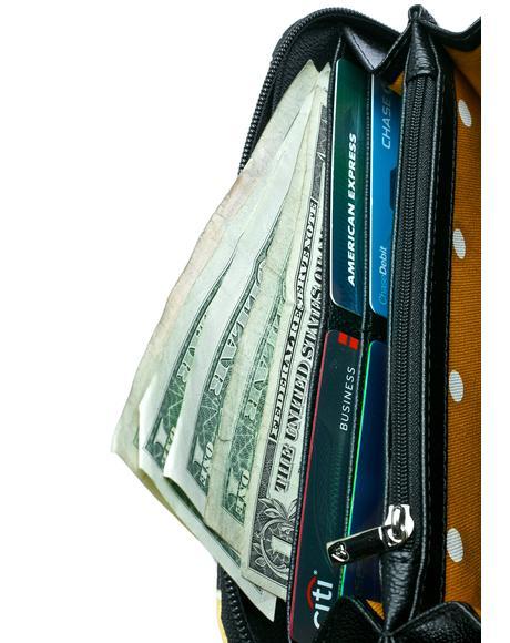 X Gudetama Wallet