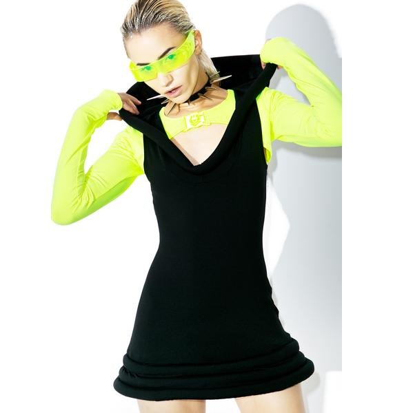 Cyberdog Moon Playsuit