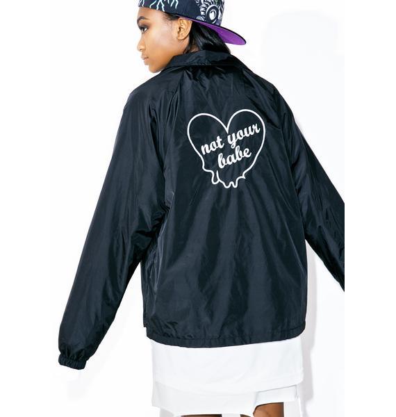Not Yr Babe Jacket