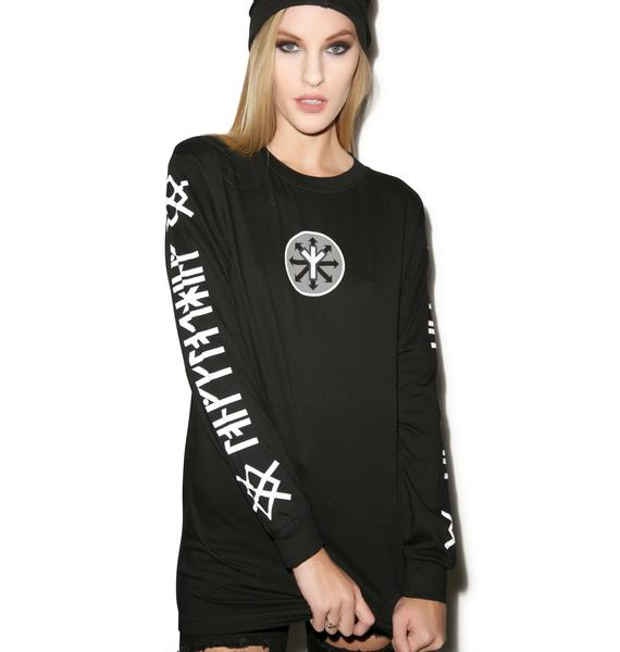 Long Clothing War Long Sleeve Tee