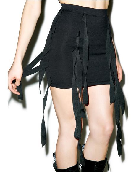 Straps Of Mercy Skirt